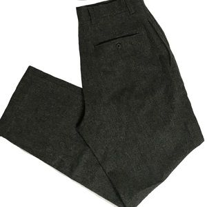J Crew Classic Fit Wool Pants